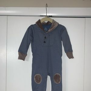 Rare Anne Geddes Dapper One-piece Size 12 months